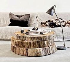 Another neat idea with stumps!