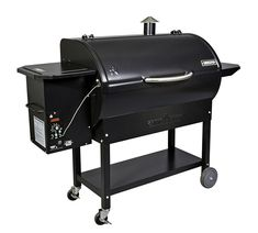 Check out our low price on Camp Chef SmokePro LUX Pellet Grill. Given the Vesta Award, an industry exclusive award that highlighted the pellet grill's innovative clean-out system and user friendly design. 875 sq inch cooking area for the outdoor chef that cooks for an army.