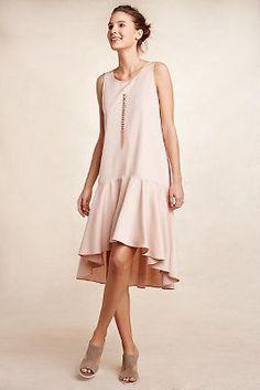 Merida High-Low Sleeveless Dress - anthropologie.com