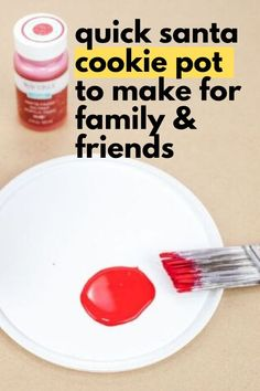 This cute and cheap Santa pot is a great Christmas gift to make for friends and family this Christmas 2020. You can leave them on front porches for a surprise christmas morning treat. Christmas Gifts To Make, Christmas Crafts For Kids, Simple Christmas, All Things Christmas, Holiday Crafts, Christmas Diy, Dough Ornaments, Ornament Crafts, Santa Cookies