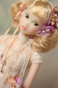1/6 momoko doll size outfit 「Sweet dreams」_画像2