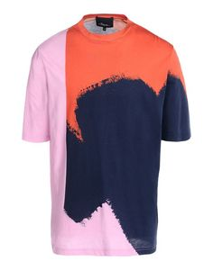 T Shirt Manches Courtes 3 1 Phillip Lim Homme - thecorner.com - The luxury online boutique devoted to creating distinctive style