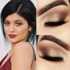 A make é inspirada na Kylie Jenner - Basica e Chic https://www.youtube.com/watch?v=Y1LCCMWQnlo