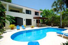 El Green Oasis Home Boutique es un bed and breakfast situado en Playa del Carmen, a solo 10 minutos a pie de la quinta avenida... #Cancun #Hoteles #Mexico