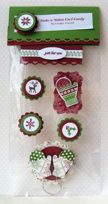 Card Candy swaps - part 1 | Sara's crafting and stamping studio