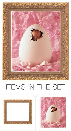 """Peek-A-Boo"" by chauert ❤ liked on Polyvore featuring art"