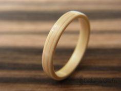 手作り木の指輪~ひのき~ | iichi(いいち)| ハンドメイド・クラフト・手仕事品の販売・購入
