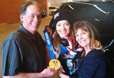 You've no doubt seen Amy Purdy wowing the judges and audience of Dancing With the Stars, winning a bronze medal in Sochi, battling for victory on the Amazing Race, and speaking on daytime talk shows. The girl is on fire! But what you may not know is that USANA Associates Stef and Sheri Purdy are her proud parents. Learn more at http://whatsupusana.com/2014/05/purdy-proud-star-shines-stage-snow/