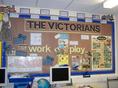 The Victorians | Teaching Photos Teaching Career, Teaching Ideas, Classroom Displays, Classroom Ideas, School Projects, School Ideas, Horrible Histories, Crafts For Kids, Arts And Crafts
