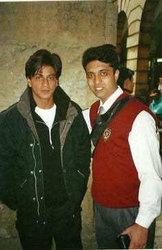 Shahrukh khan rare photos