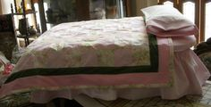 Doll bed made from a plastic storage tote.  Open it up and store all your dolly stuff inside!