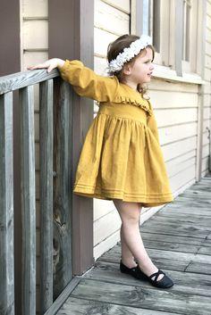 Roanoke Dress and Tunic pattern