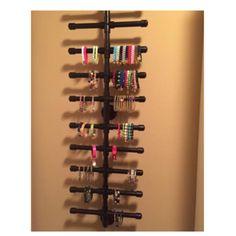 Storage Ideas Rustic Cuff