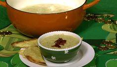 the chew   Recipe    Clinton Kelly's Irish Potato And Leek Soup