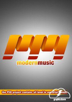 ModernMusic Logo