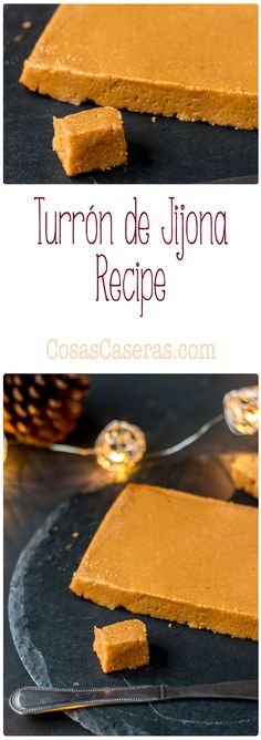 this turra n de jijona recipe will allow you to enjoy the sweet smooth popular spanish christmas treat anytime of the year even if you aren t in