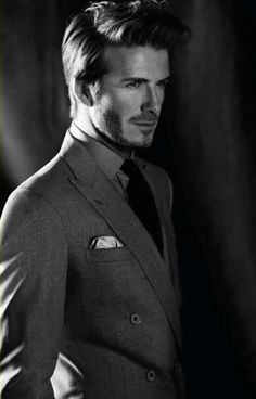 David Beckham looks so handsome! I love this man! David Beckham, Beckham Suit, Gorgeous Men, Beautiful People, Mode Man, Sharp Dressed Man, Well Dressed, Actors, Look At You
