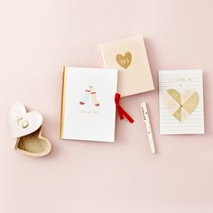 Whether it's with a cheeky pun, a beautiful compilation of fond memories or a gorgeous gift to make them smile every day, show your special someone how great life is now since you've met them with kikki.K's gorgeous Valentine's Day Collection, And Then I Met You.
