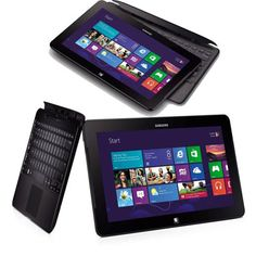√ Smart PC Pro Samsung ATIV Serie 7 Pentium 998 1.50 GHz 4GB Ram 64GB SSD 3G Touch Windows 8 Pro XE700T1C-H02IT a 855€