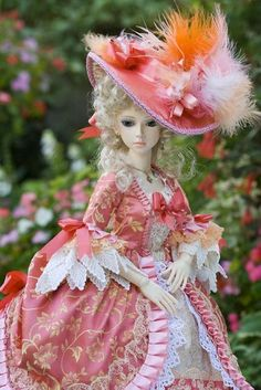 'Versailles' doll