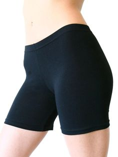 XS-XXXL sexy Ladies Knee-Length Short Leggings Under Skirts, Comfortable Lightweight Bamboo Underpants for Summer