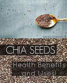 Ancient Super- Seeds that Will Change Your Life! Chia seeds are among the most nutritious foods on the planet. Here are health benefits of chia seeds that are supported by science. Read on!
