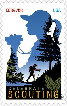 Celebrate Scouting | Stamp Issue | USA Philatelic