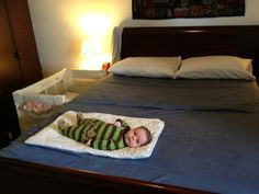 6 Tips for Sharing your Bedroom with your Baby