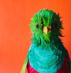 Aves: movimiento y papelE Diseñadora Colombiana Diana Beltrán Herrera <3 amo tu trabajo