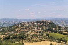 Monte Castello di Vibio nel Perugia, Umbria