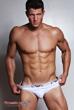 Tyler Gattuso by Michael Downs for All American Guys