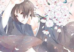 Japan from the Hetalia series  (^_^)☆