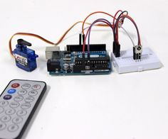 If you are looking for comfort and controlling your electronic devices remotely, you will find your need in this instructable.In this instructable we ...