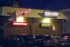 Georges Cafe, Brockton, Massachusetts: I worked there until I found out how disgusting their sanitation practices were.