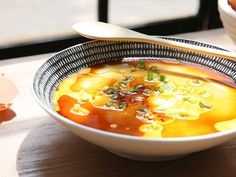 Homemade Trio Color Steamed Egg