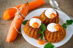 Karotten-Nuss-Guglhupferl ✔ Oster-Überraschung ✔ Himmlisches Dessert ✔ Echt köstlich ✔ ZumRezept➡meinheimvorteil.at