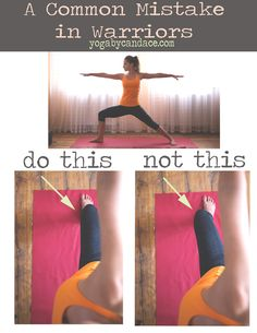 Pin it and save your knees! Wearing: hyde yoga top, zella pants. Using: travel mat(review here)