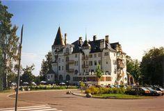 Valtionhotelli. Castle/Hotel. FairytaleCastle.  Nice.Like. U?