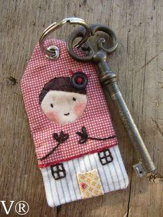porte clef pour petite fille