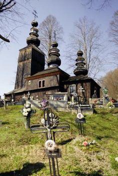 Greek Catholic Church of the Protection of the Theotokos, Hunkovce, Slovakia