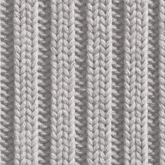 Behang Wol (grijs)<br>Koziel