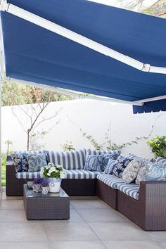 1000 ideas about blue patio on pinterest outdoor porches and