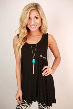 We can't stop gushing over how cute this tank is!