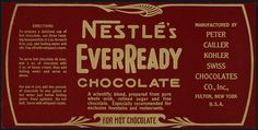 Nestle's - EverReady