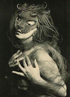 LEO Leonor Fini – André Pieyre de Mandiargues – Masques de Leonor Fini Paris, La Parade Éditions André Bonne, 1951 masques