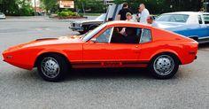 1972 Saab Sonnet
