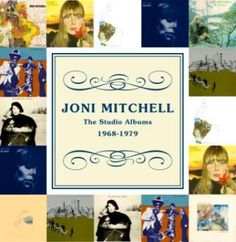 Rhino Collecting Ten Joni Mitchell Albums in New Set