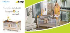 Hauck Babycenter Reisebett Bear gewinnen auf baby-walz facebook gewinnen! Teilnahmeschluss 29.7.2014, 24 Uhr.