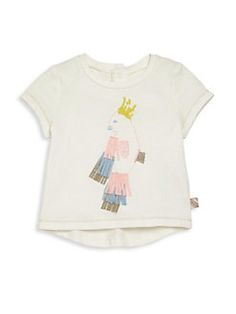Billieblush - Baby's Short Sleeve Tee