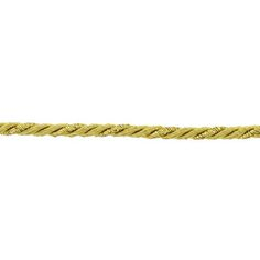 """1/4"""" Gold Twisted Cord"""